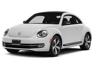 2014 Volkswagen Beetle 2.0L TDI w/Premium/PZEV Hatchback