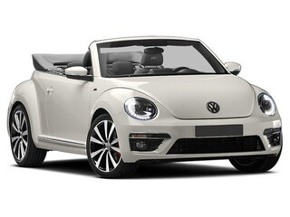 Used 2014 Volkswagen Beetle Convertible 2.0T R-Line w/Sound 2dr DSG  Pzev Convertible in Fort Myers