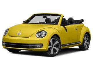 2014 Volkswagen Beetle 2.0L TDI Convertible For Sale In Northampton, MA