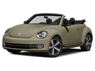 2014 Volkswagen Beetle Convertible 1.8T w/Sound/Nav