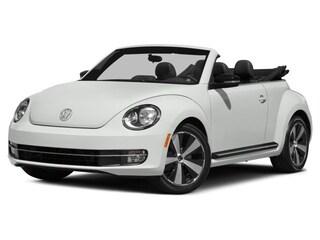 2014 Volkswagen Beetle TDI w/Premium/PZEV Convertible