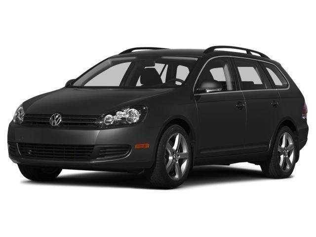 2014 Volkswagen Jetta SportWagen 2.0L TDI Wagon