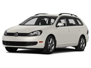 2014 Volkswagen Jetta SportWagen TDI Wagon