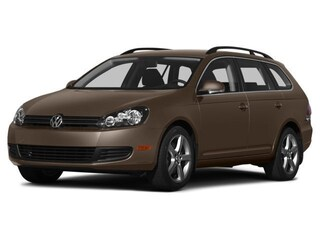 used 2014 Volkswagen Jetta SportWagen 2.0L TDI Wagon for sale near Bluffton