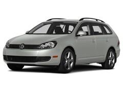 used 2014 Volkswagen Jetta SportWagen 2.0L TDI Wagon for sale near Bluffton