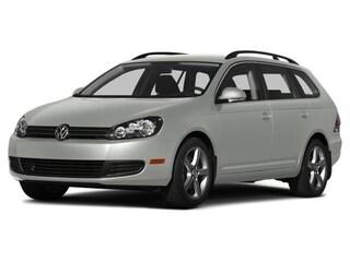 2014 Volkswagen Jetta SportWagen TDI w/Sunroof Wagon