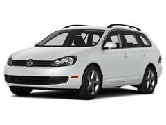 2014 Volkswagen Jetta SportWagen 2.0L TDI w/Sunroof/Navigation Wagon