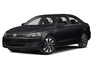 Used 2014 Volkswagen Jetta Hybrid Hybrid Sedan For Sale In Northampton, MA
