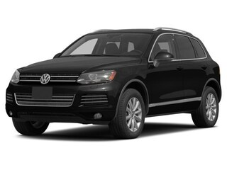 used 2014 Volkswagen Touareg SUV for sale in Savannah