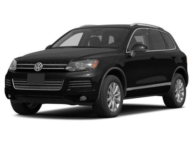 2014 Volkswagen Touareg TDI Lux SUV