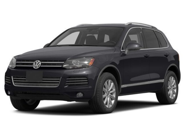 used 2014 volkswagen touareg for sale in bend or vin