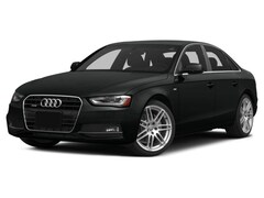 Used 2015 Audi A4 2.0T Premium (Multitronic) Sedan WAUEFAFL3FN009084 for Sale in Houston, TX at Helfman Dodge Chrysler Jeep Ram