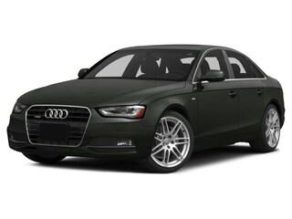 Used 2015 Audi A4 2.0T Premium (Multitronic) Sedan For Sale In Carrollton, TX