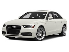 Certified Used 2015 Audi A4 Premium Sedan Los Angeles Southern California