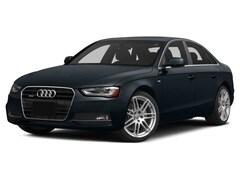 Certified Pre-Owned 2015 Audi A4 2.0T Premium (Multitronic) Sedan Los Angeles