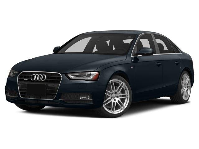 2015 Audi A4 Premium Plus 4dr Car