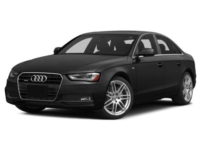 Used 2015 Audi A4 For Sale | Watertown CT