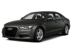 2015 Audi A6 3.0T Sedan