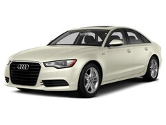Used 2015 Audi A6 3.0 Quattro TDI Premium Plus Sedan