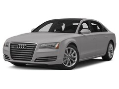 Pre-Owned 2015 Audi A8 L 4.0T Sedan 47082A for sale in Wilkes-Barre, PA