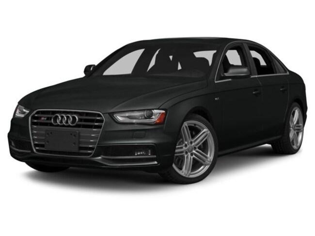 Used 2015 Audi S4 3.0T Sedan in Roswell NM
