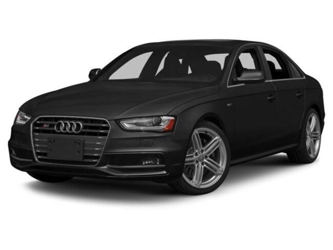 2015 Audi S4 3.0T Prestige Sedan