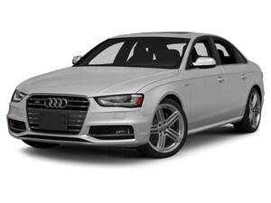 2015 Audi S4 3.0T