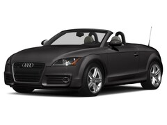 Used 2015 Audi TT 2.0T Roadster Convertible 19C1174A in Bristol, CT