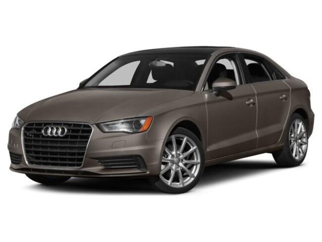 2015 Audi A3 2.0 TDI Premium Sedan