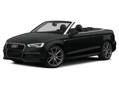 2015 Audi A3 2.0T Premium Plus Cabriolet