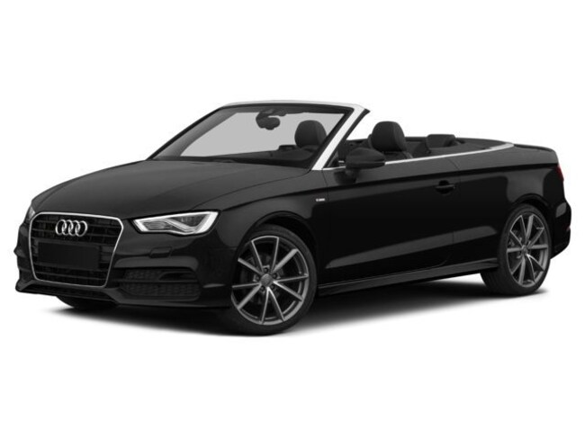 Used 2015 Audi A3 2.0T Premium Cabriolet for sale in Rockville, MD