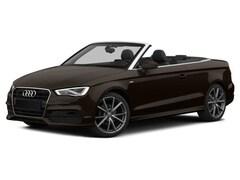 2015 Audi A3 2.0T Premium (S tronic) Cabriolet