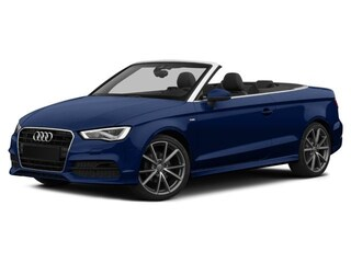 Certified Pre-Owned 2015 Audi A3 2.0T Cabriolet for sale in Rockville, MD