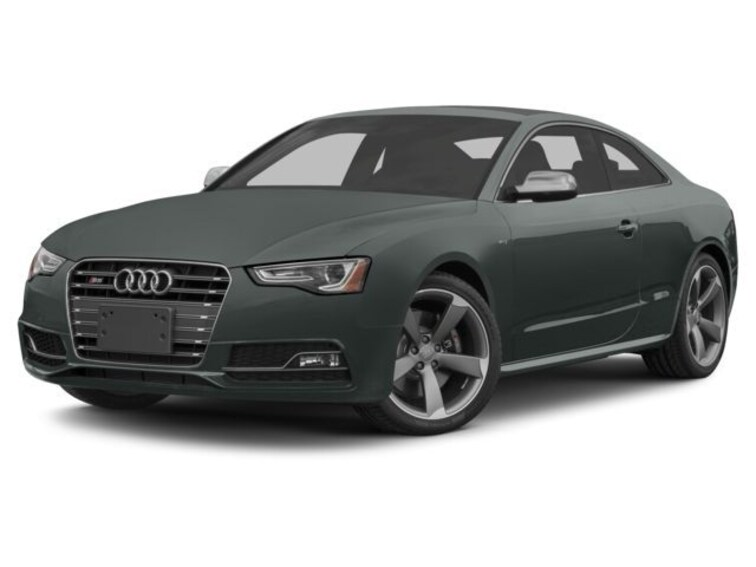 Used 2015 Audi S5 3.0T Premium Plus Quattro AWD 3.0T quattro Premium Plus  Coupe 7A FA003772 For Sale Newton NJ