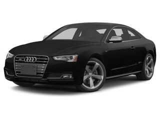 Used 2015 Audi S5 3.0T Coupe in Portsmouth, NH