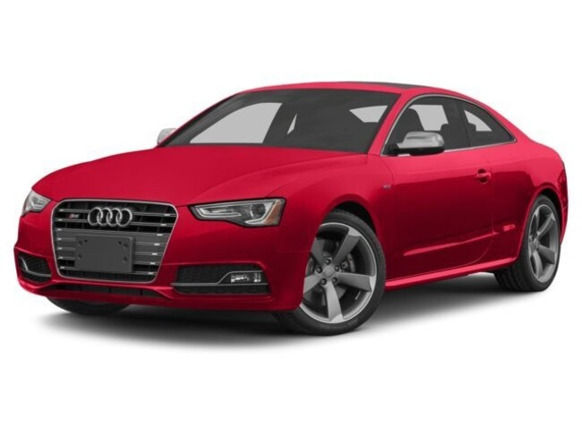 Used 2015 Audi S5 3.0T Coupe For Sale Omaha, NE