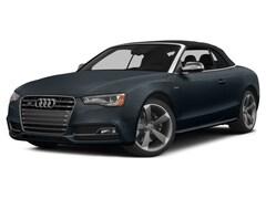 2015 Audi S5 3.0T Premium Plus (S tronic) All-wh AWD 3.0T quattro Premium Plus  Convertible