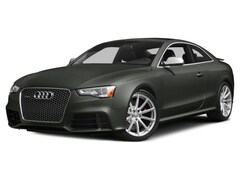 Certified Used 2015 Audi RS 5 Coupe Orange County California