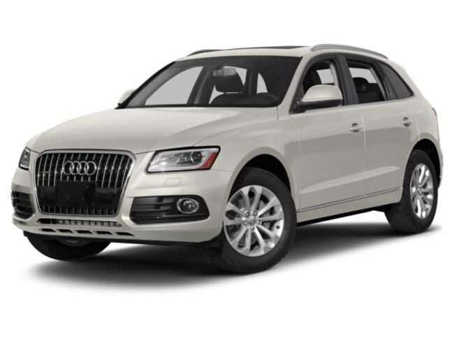 Pre-Owned luxury vehicles 2015 Audi Q5 2.0T Premium Plus SUV for sale near you in Milwaukee, WI