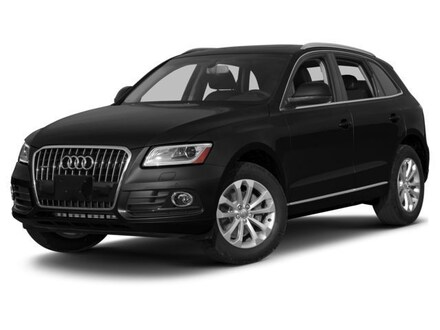 Featured pre-owned 2015 Audi Q5 3.0 TDI SUV for sale near Burlington Vermont