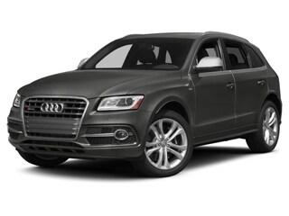 2015 Audi SQ5 3.0T SUV