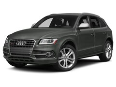 Used 2015 Audi SQ5 3.0T SUV for sale in Manchester, NH