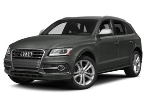 2015 Audi SQ5 3.0T