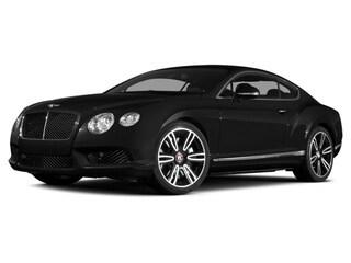 2015 Bentley Continental GT V8 V8 Coupe