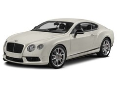 2015 Bentley Continental GT GT V8 S Coupe