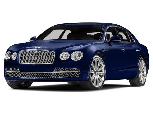 2015 Bentley Flying Spur W12 Sedan