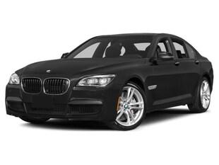 2015 BMW 750i Li Sedan