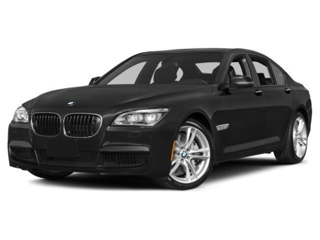 2015 BMW 7 Series 750Li xDrive Car