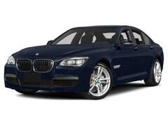 2015 BMW 7 Series 750Li xDrive Sedan