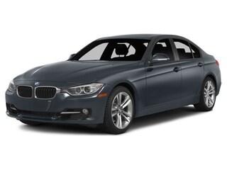 Certified 2015 BMW 3 Series Sedan in Greenville